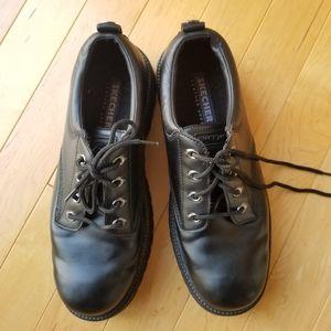 Skechers Men's Oxfords Work Shoes Career 13